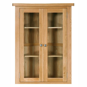 Woodstock Oak Tri Corner Unit Top