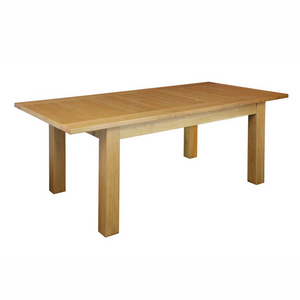 Woodstock Oak 1.8-2.3m Extending Dining Table