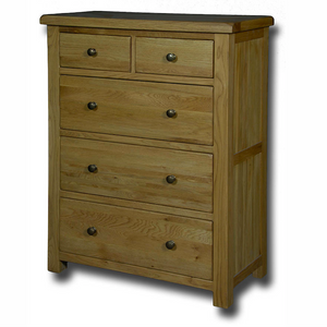 Manhattan Oak 2 Over 3 Chest