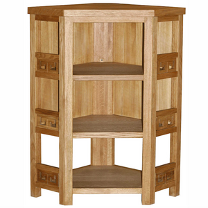 Manhattan Oak Octagonal Unit