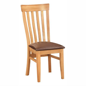Bicester Oak Slatback Chair