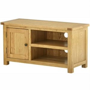 Cherwell Oak Small TV Cabinet