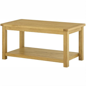 Cherwell Oak Coffee Table | A Touch of Furniture Oxfordshire