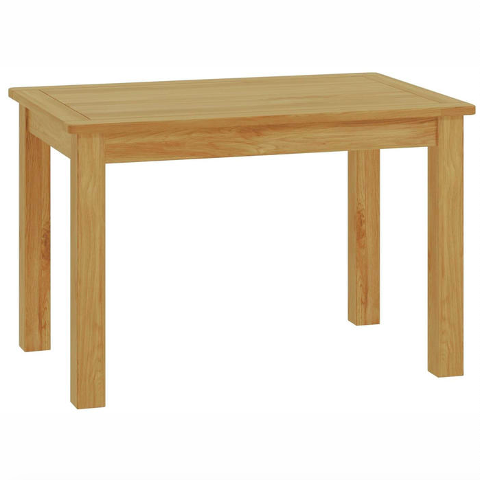 Cherwell Oak Fixed Top Dining Table