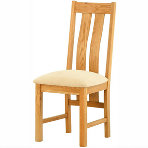 Cherwell Oak Dining Chair from A Touch of Furniture Banbury and Bicester
