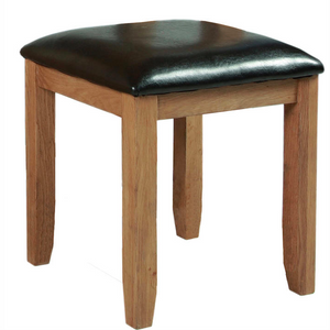 Somerset Oak Stool