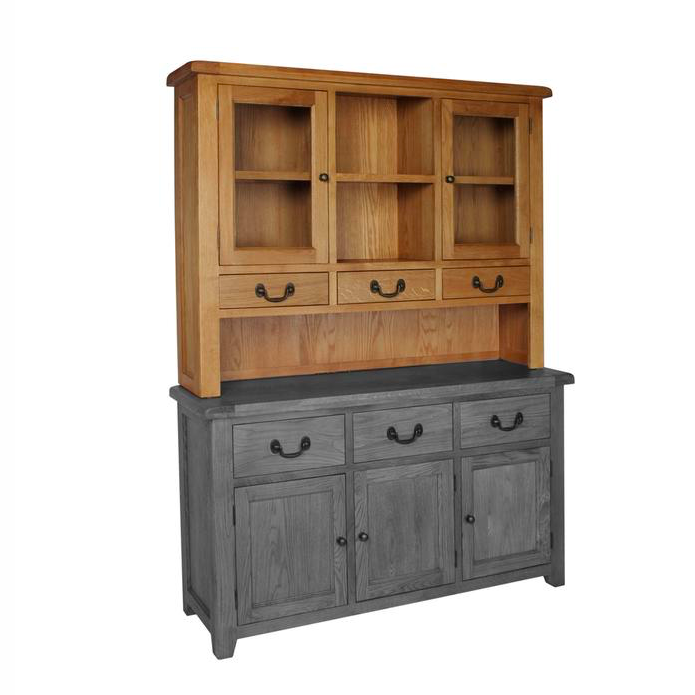 Somerset Oak Dresser Top