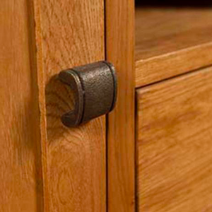 Avon Oak 3 Over 4 Under Chest | A Touch of Furniture Oxfordshire