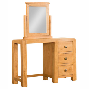 Avon Oak Dressing Table and Stool