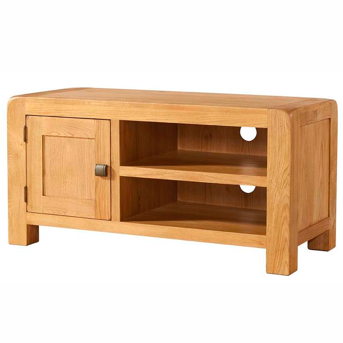 Avon Oak Standard TV Unit