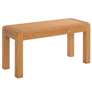 Avon Oak 104cm Bench | A Touch of Furniture Banbury and Bicester