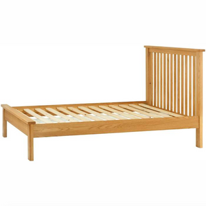 Cherwell Oak Bed | A Touch of Furniture Oxfordshire