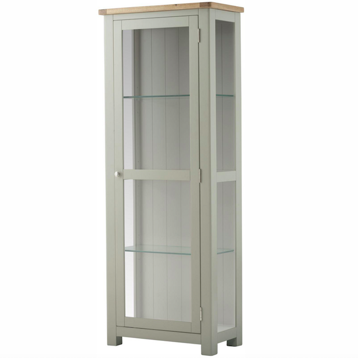Cherwell Painted Glazed Cabinet