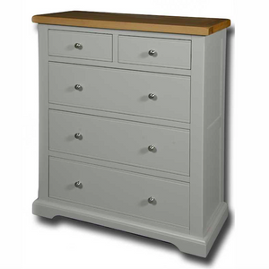 Oxford Painted 2 Over 3 Jumbo Chest