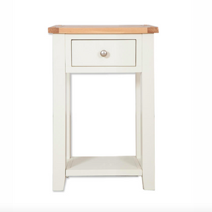 Melbourne Painted 1 Drawer Console Table | A Touch of Furniture Oxfordshire