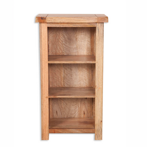 Mango Light Small Bookcase/DVD Rack