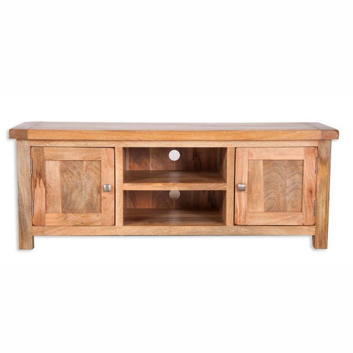 Mango Light Plasma TV Cabinet