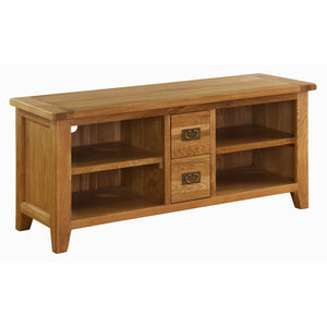Vancouver Premium Oak TV Cabinet | A Touch of Furniture Oxfordshire