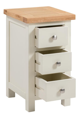 Three drawer bedroom nightstand from A Touch of Furniture Banbury and Bicester