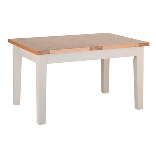 Lundy Pine Painted 4ft 4ins Extending Table