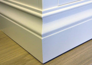 Lundy Pine Painted 3 + 2 Jumper Chest