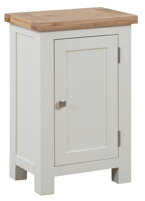 Bicester Painted Small Cabinet with 1 Door | A Touch of Furniture