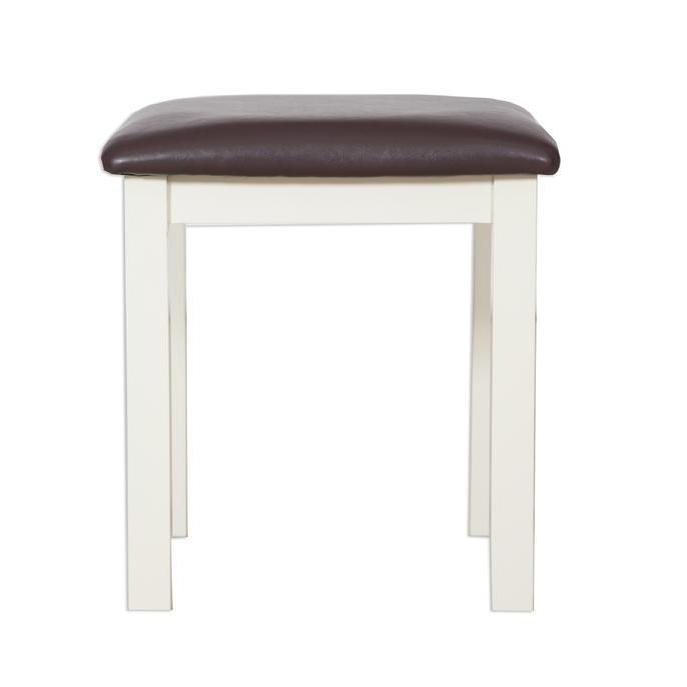 Melbourne Painted Dressing Table Stool