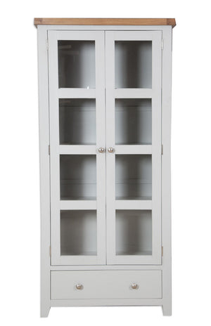 Melbourne Painted Display Cabinet