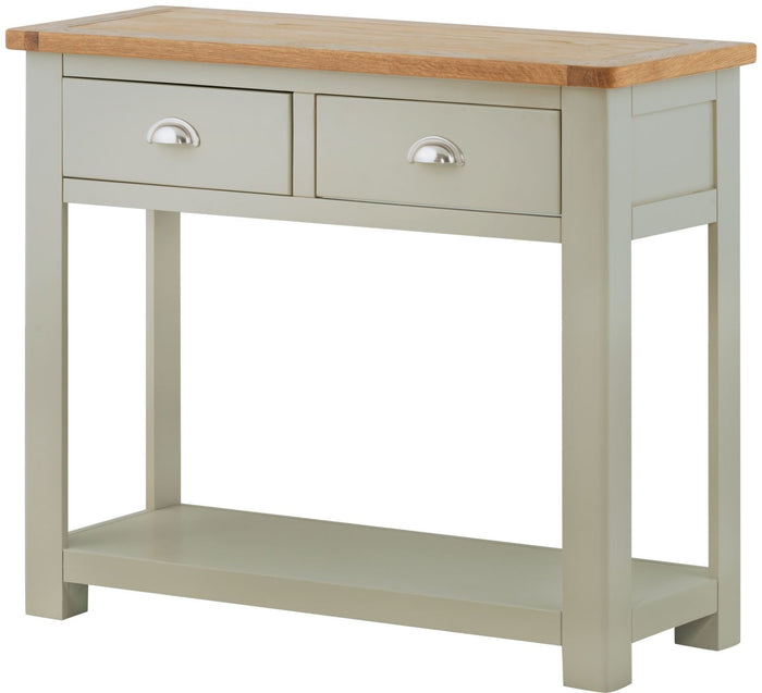 Cherwell Painted 2 Drawer Console Table