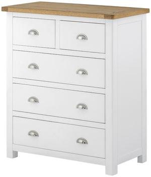 Cherwell Painted 2+3 Chest | A Touch of Furniture Oxfordshire