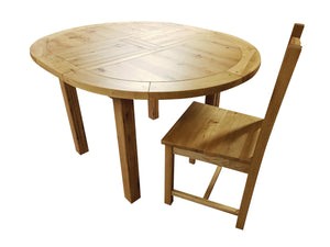Wessex Round Extending Table