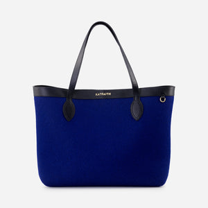 Theia Blue Tote - Kat Faith