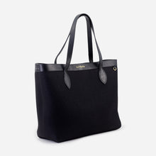 Load image into Gallery viewer, Theia Black Tote - Kat Faith