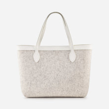 Load image into Gallery viewer, Theia White Tote - Kat Faith