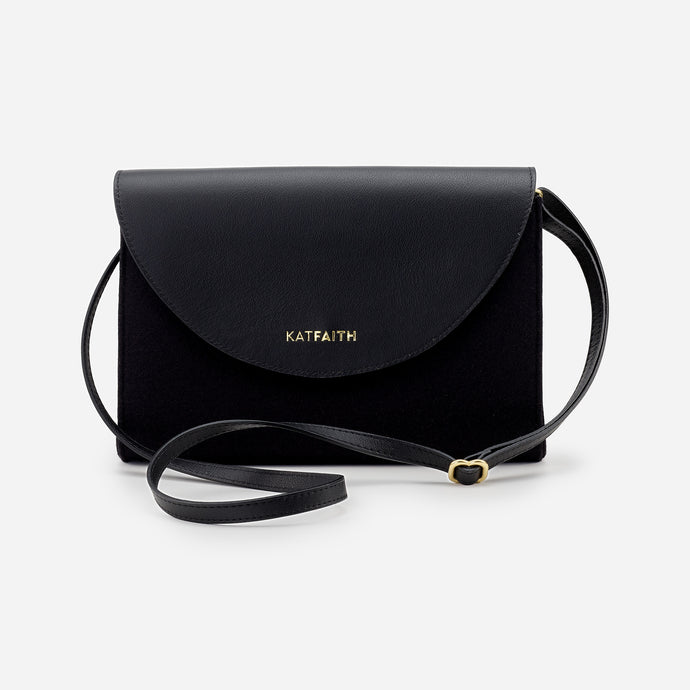 Selene Crossbody Clutch - Kat Faith