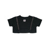 Hook & Eye Crop Tee