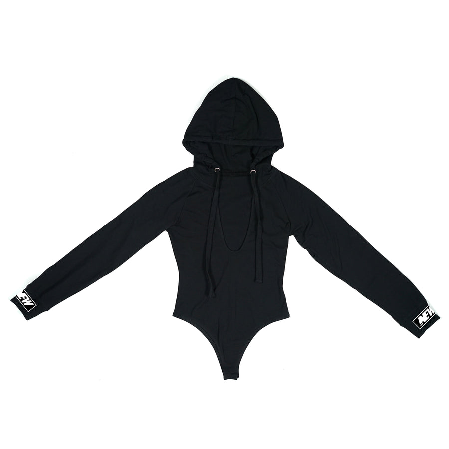 Breakaway Hooded Bodysuit