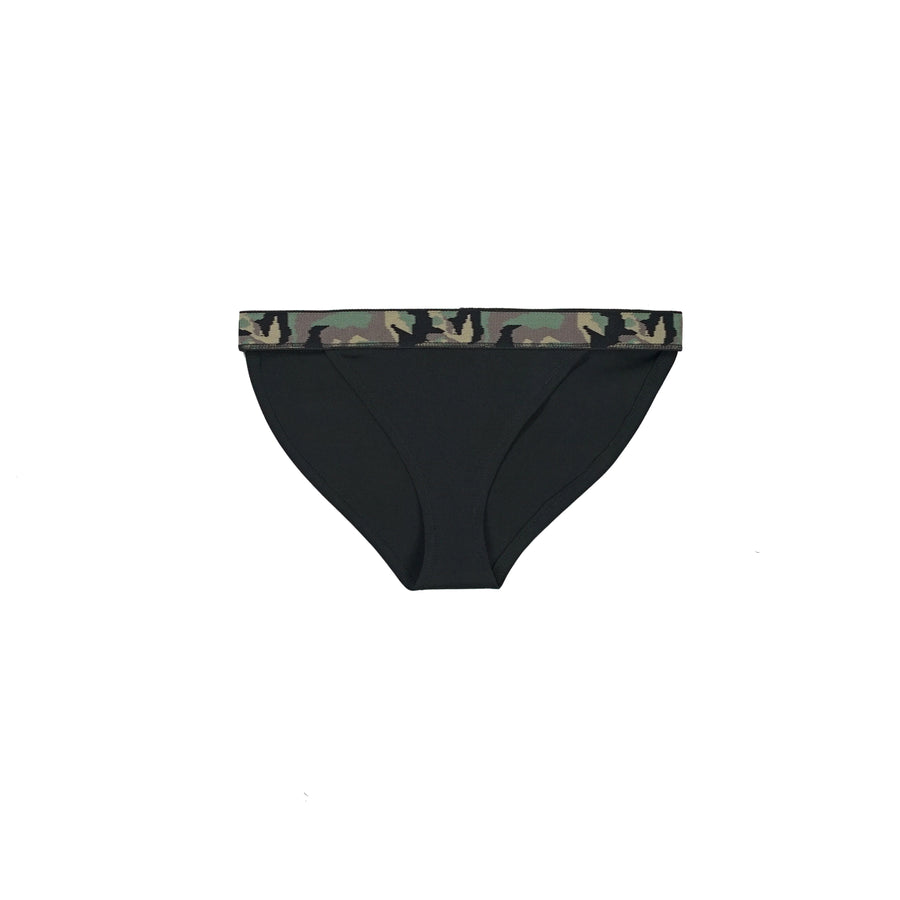 Camo Knit Bottom / Bikini Set