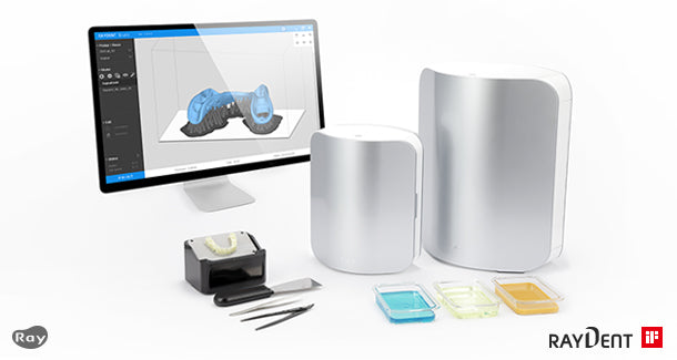 Ray launches RAYDENT Studio 3-D printing solution at IDS