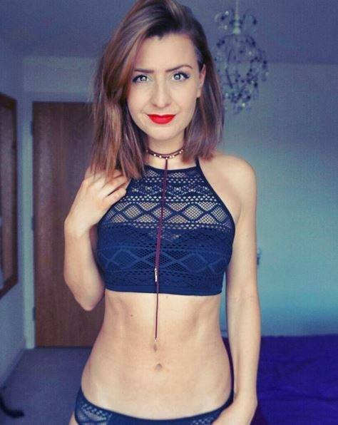 Sex & London City on looking gorgeous in Freya Sundance High Neck...