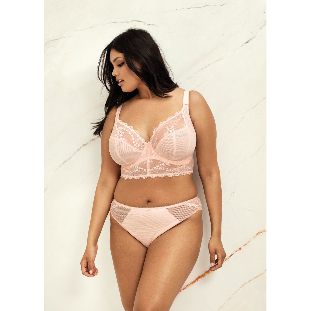 cd63237535 Elomi Charley Underwired Bralette - Ballet Pink-Bras Galore - Lingerie and  Swimwear Specialist ...