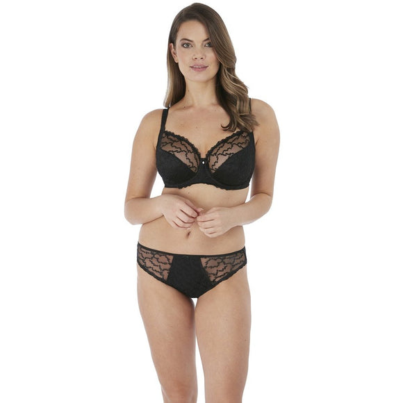 Fantasie Ana Classic Brief - Black-Bras Galore - Lingerie and Swimwear Specialist
