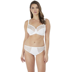 Fantasie Ana Classic Brief - White-Bras Galore - Lingerie and Swimwear Specialist