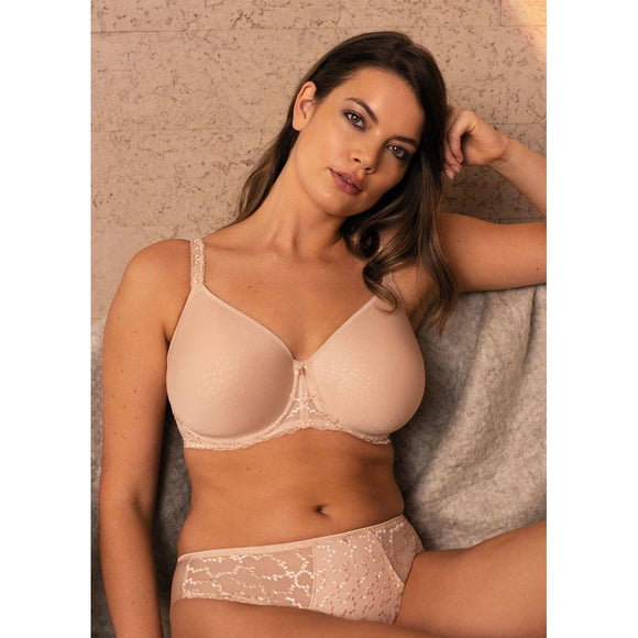 Fantasie Ana Rebecca Moulded Bra - Natural-Bras Galore - Lingerie and Swimwear Specialist