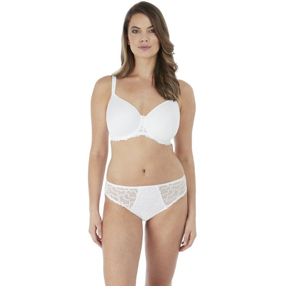 Fantasie Ana Rebecca Moulded Bra - White-Bras Galore - Lingerie and Swimwear Specialist