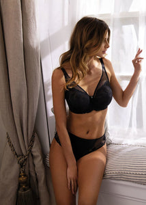 Fantasie Anoushka Full Cup Bra - Black-Bras Galore - Lingerie and Swimwear Specialist