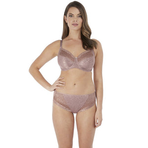 Fantasie Envisage Classic Brief & High Waisted Brief - Taupe-Bras Galore - Lingerie and Swimwear Specialist