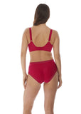 Fantasie Fusion Side Support Bra - Red-Bras Galore - Lingerie and Swimwear Specialist