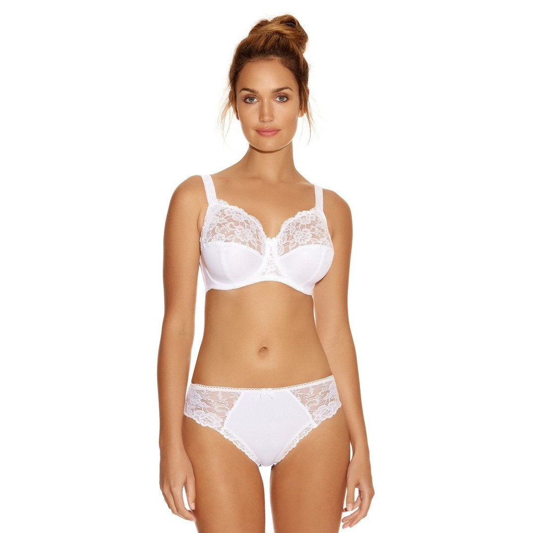 71d3478cb6 Fantasie Helena Full Cup Bra - White-Bras Galore - Lingerie and Swimwear  Specialist ...