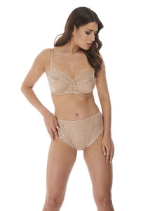 Fantasie Impression Average Coverage Bra - Natural Beige Nude-Bras Galore - Lingerie and Swimwear Specialist